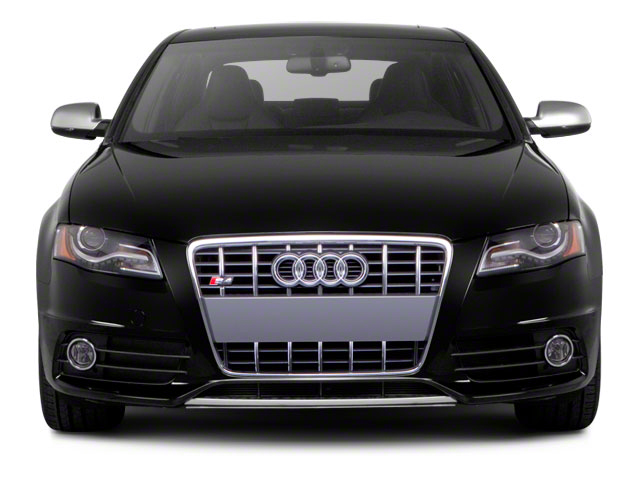 2012 Audi S4 Prices and Values Sedan 4D Quattro front view