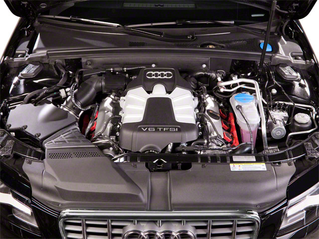 2012 Audi S4 Prices and Values Sedan 4D Quattro engine