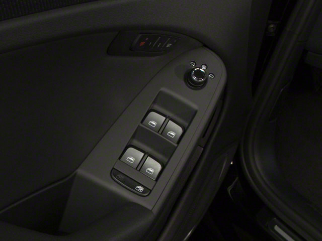 2012 Audi S4 Prices and Values Sedan 4D Quattro driver's side interior controls