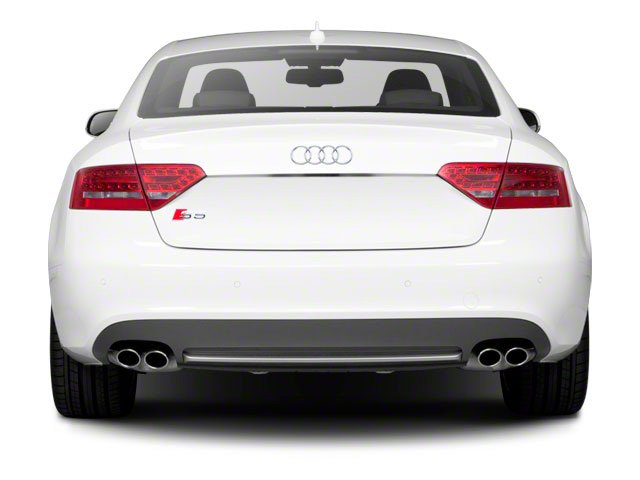 2012 Audi S5 Pictures S5 Coupe 2D Quattro photos rear view