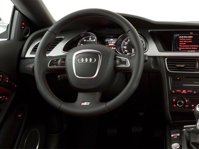 2012 Audi S5 Pictures S5 Coupe 2D Quattro photos driver's dashboard