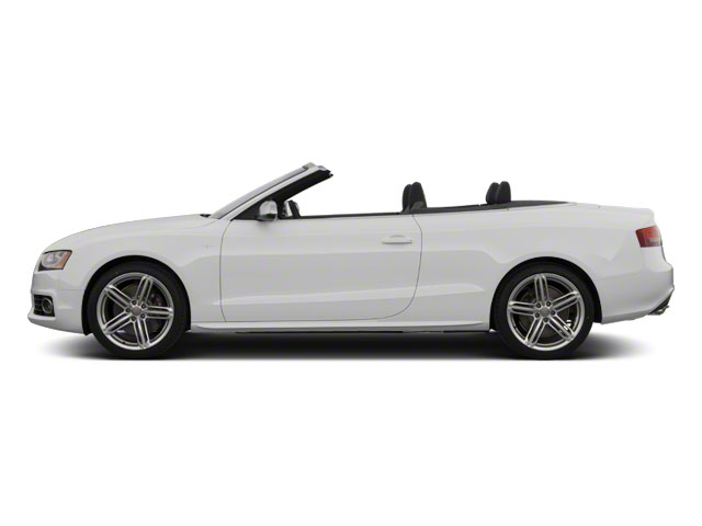 2012 Audi S5 Prices and Values Convertible 2D Quattro side view