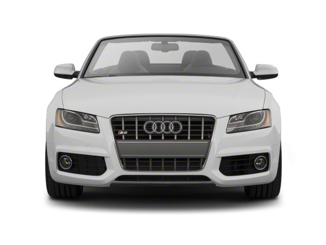 2012 Audi S5 Prices and Values Convertible 2D Quattro front view