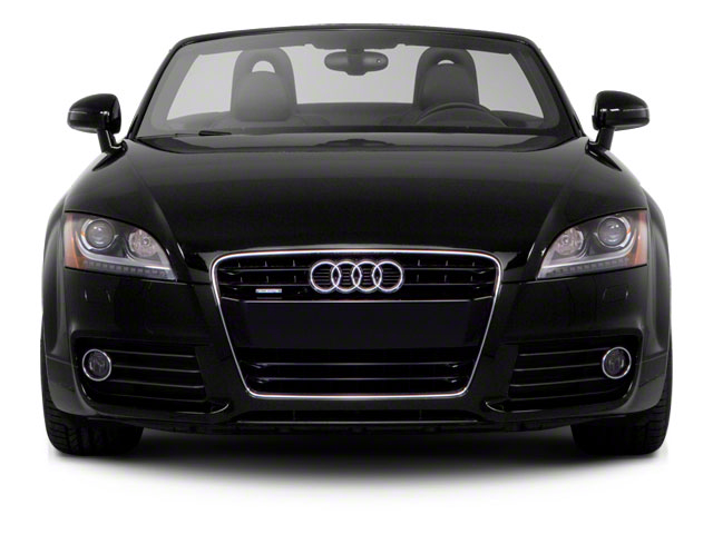 2012 Audi TTS Prices and Values Roadster 2D Quattro Prestige front view