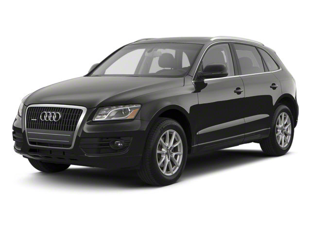2012 Audi Q5 Pictures Q5 Utility 4D 2.0T Premium Plus AWD photos side front view
