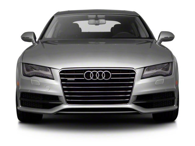 2012 Audi A7 Prices and Values Sedan 4D 3.0T Quattro Prestige front view