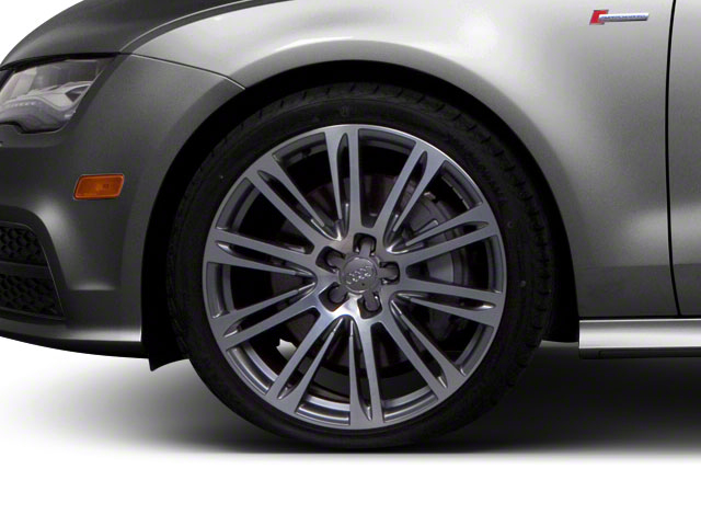 2012 Audi A7 Prices and Values Sedan 4D 3.0T Quattro Prestige wheel