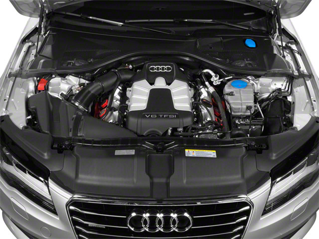 2012 Audi A7 Prices and Values Sedan 4D 3.0T Quattro Prestige engine
