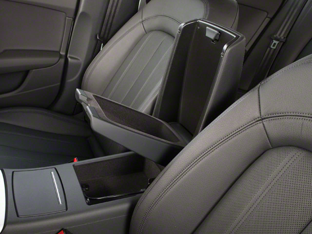 2012 Audi A7 Prices and Values Sedan 4D 3.0T Quattro Prestige center storage console