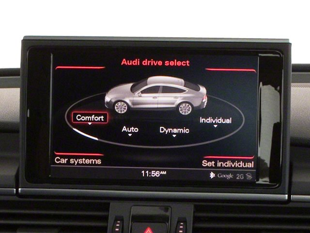 2012 Audi A7 Prices and Values Sedan 4D 3.0T Quattro Prestige navigation system