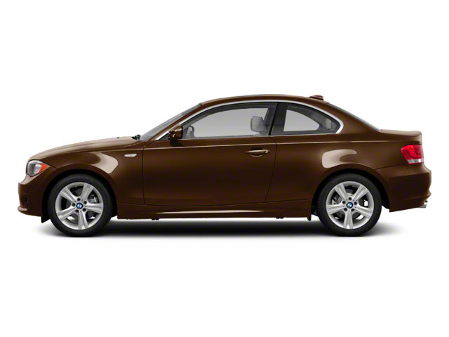 2012 BMW 1 Series Prices and Values Coupe 2D 135i side view