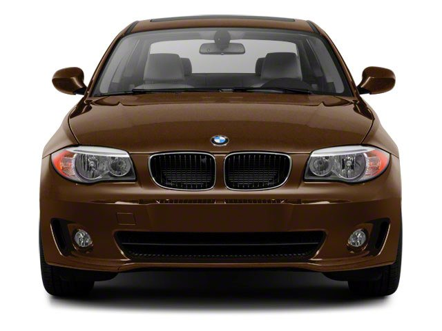 2012 BMW 1 Series Prices and Values Coupe 2D 135i front view