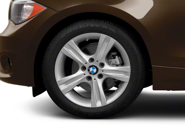 2012 BMW 1 Series Prices and Values Coupe 2D 135i wheel