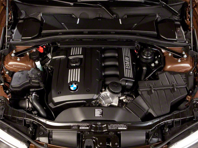 2012 BMW 1 Series Prices and Values Coupe 2D 135i engine