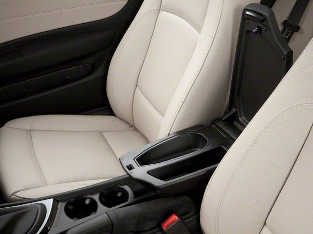 2012 BMW 1 Series Prices and Values Coupe 2D 135i center storage console
