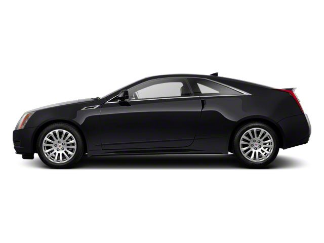 2012 Cadillac CTS Coupe Prices and Values Coupe 2D AWD side view