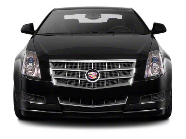 2012 Cadillac CTS Coupe Prices and Values Coupe 2D AWD front view