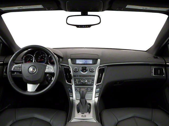2012 Cadillac CTS Coupe Prices and Values Coupe 2D AWD full dashboard