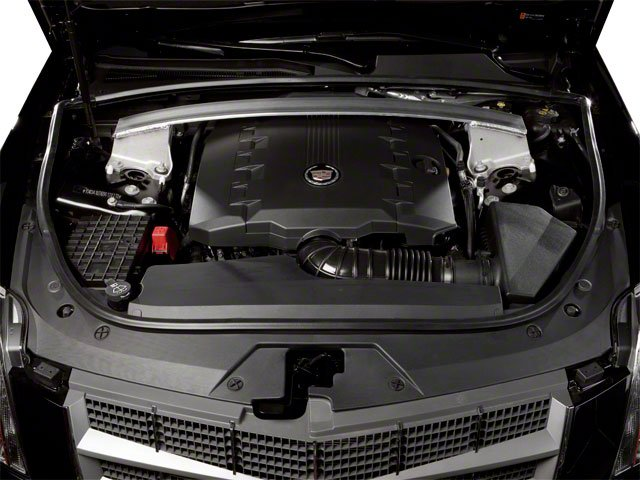 2012 Cadillac CTS Coupe Prices and Values Coupe 2D AWD engine