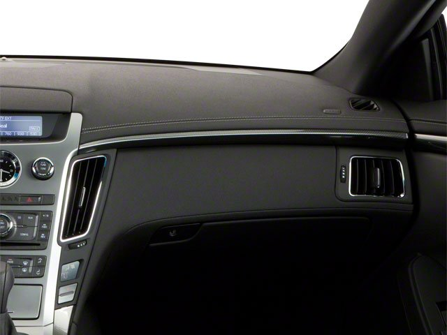 2012 Cadillac CTS Coupe Prices and Values Coupe 2D AWD passenger's dashboard