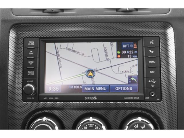 2012 Dodge Challenger Prices and Values Coupe 2D R/T navigation system