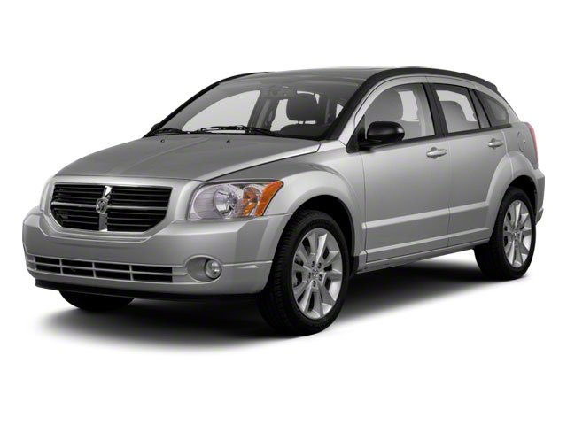 2012 Dodge Caliber Pictures Caliber Wagon 4D Uptown photos side front view