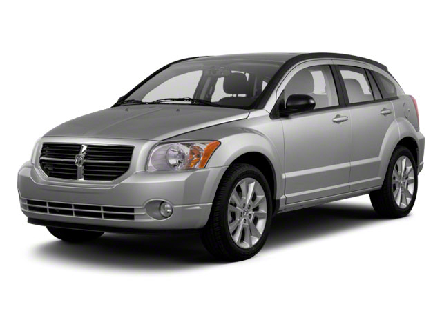 2012 Dodge Caliber Pictures Caliber Wagon 4D SE photos side front view
