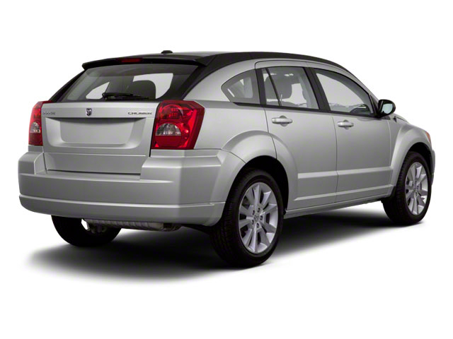 2012 Dodge Caliber Prices and Values Wagon 4D SXT side rear view