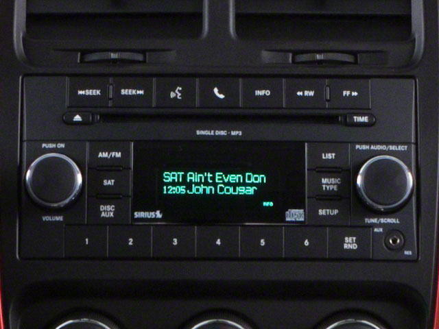 2012 Dodge Caliber Pictures Caliber Wagon 4D Uptown photos stereo system