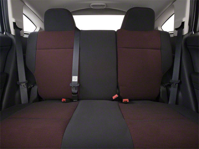 2012 Dodge Caliber Pictures Caliber Wagon 4D Uptown photos backseat interior