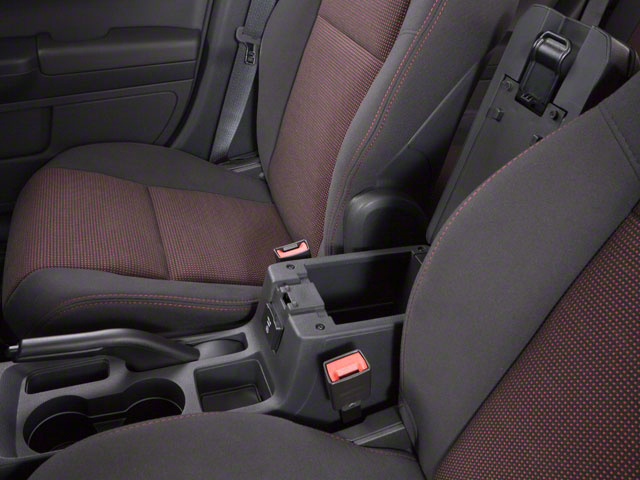 2012 Dodge Caliber Prices and Values Wagon 4D Rush center storage console