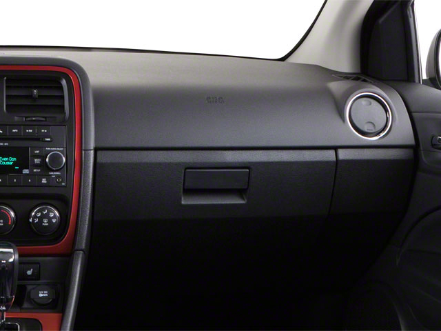 2012 Dodge Caliber Prices and Values Wagon 4D SXT passenger's dashboard
