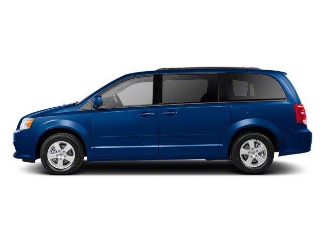 2012 Dodge Grand Caravan Prices and Values Grand Caravan SE side view