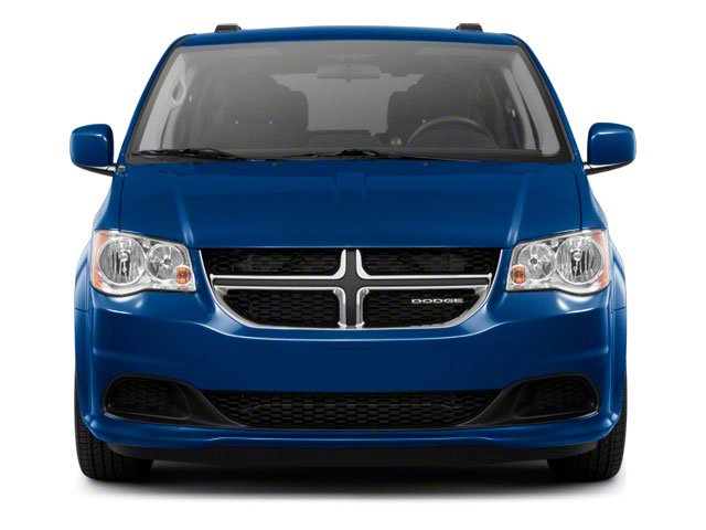 2012 Dodge Grand Caravan Prices and Values Grand Caravan SE front view