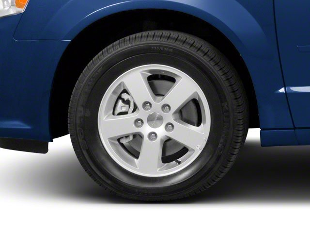 2012 Dodge Grand Caravan Prices and Values Grand Caravan SE wheel