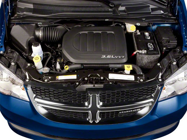 2012 Dodge Grand Caravan Prices and Values Grand Caravan SE engine
