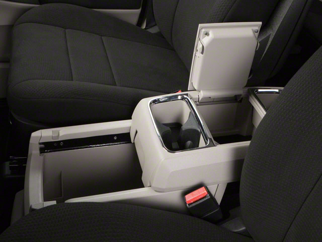2012 Dodge Grand Caravan Prices and Values Grand Caravan SE center storage console