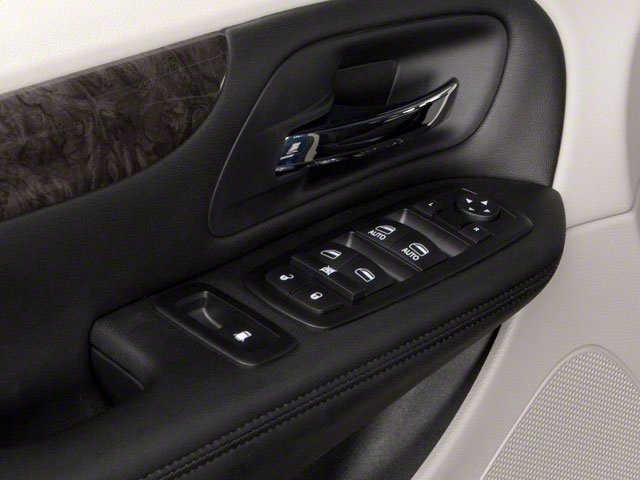 2012 Dodge Grand Caravan Prices and Values Grand Caravan SE driver's side interior controls