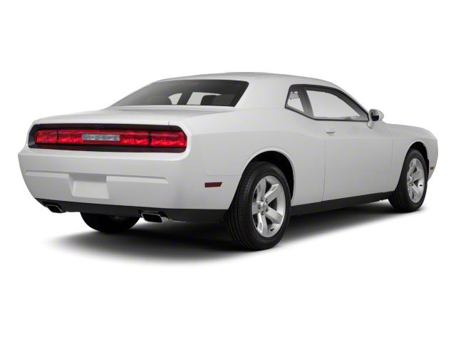 2012 Dodge Challenger Pictures Challenger Coupe 2D SRT-8 photos side rear view