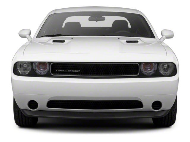 2012 Dodge Challenger Prices and Values Coupe 2D SXT front view