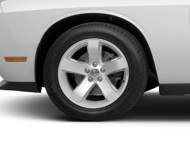 2012 Dodge Challenger Prices and Values Coupe 2D SXT wheel