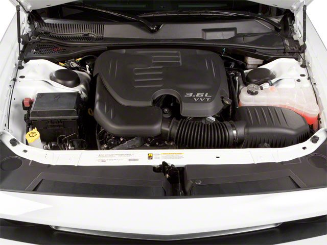 2012 Dodge Challenger Prices and Values Coupe 2D SXT engine