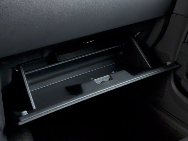 2012 Dodge Challenger Pictures Challenger Coupe 2D SRT-8 photos glove box