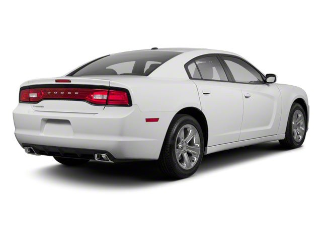 2012 Dodge Charger Prices and Values Sedan 4D Police side rear view