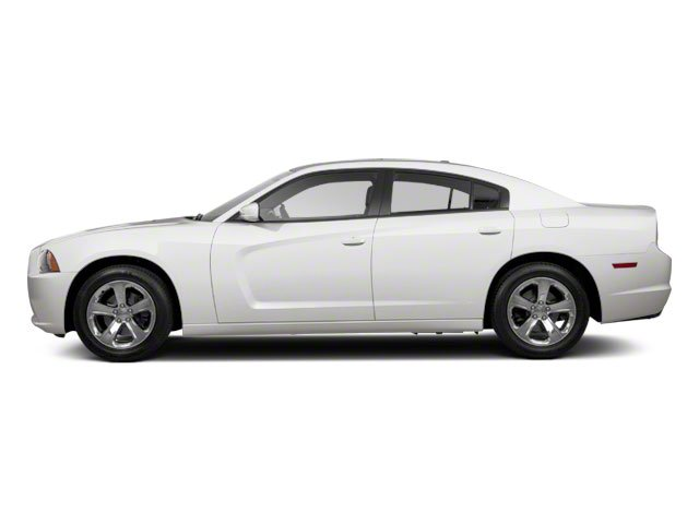 2012 Dodge Charger Prices and Values Sedan 4D Police side view