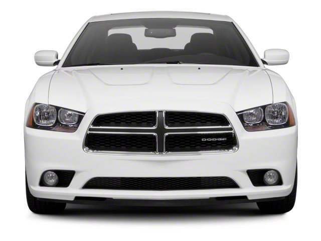2012 Dodge Charger Prices and Values Sedan 4D Police front view