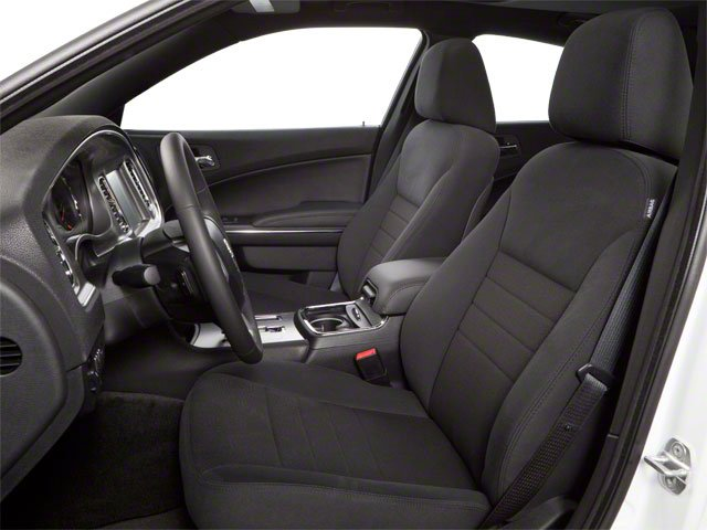 2012 Dodge Charger Pictures Charger Sedan 4D SRT-8 photos front seat interior