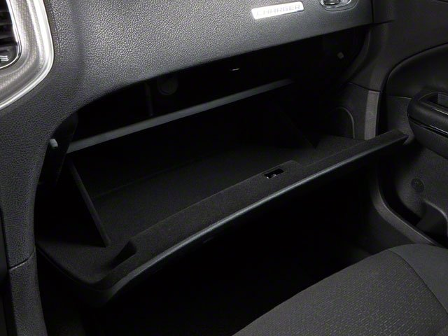 2012 Dodge Charger Pictures Charger Sedan 4D SRT-8 photos glove box