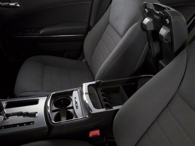 2012 Dodge Charger Prices and Values Sedan 4D Police center storage console