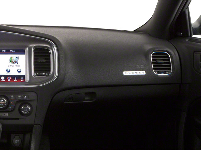2012 Dodge Charger Prices and Values Sedan 4D Police passenger's dashboard
